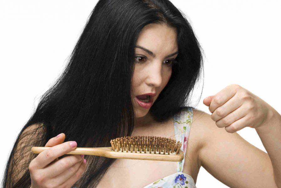 Plaukų slinkimą