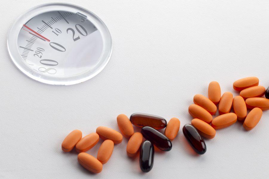 Ranking der Tabletten zum Abnehmen