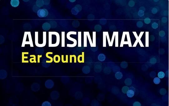 Audisin maxi ear sound recenze, komentáře, koupit, funguje, cena, obchod