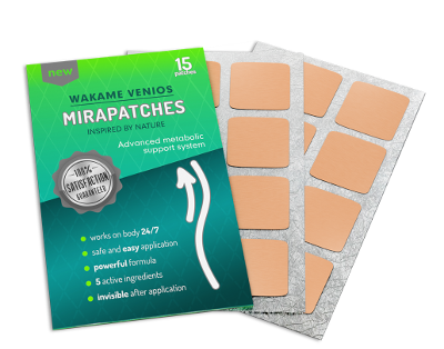 Mirapatches pflaster : komposition, rezensionen, kaufen