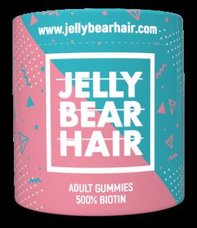 Jelly Bear Hair żelki, opinie i recenzje o produkcie, efekty, skład i cena