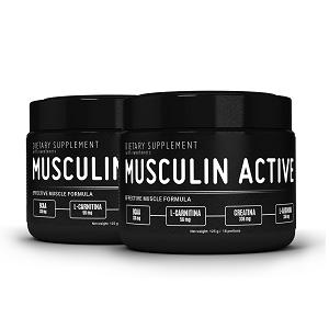 Musculin Active цена, мнения, отзиви, форум, аптека, производител