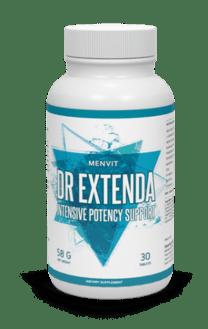 tabletter Dr Extenda anmeldelse, bivirkninger, pris, test, dosering, virker det