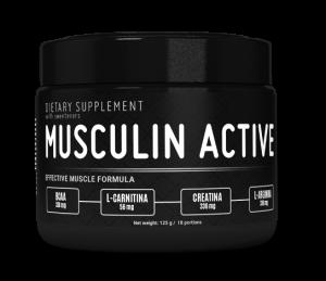 Musculin Active γνωμες, τιμη, κριτικες, παρενεργειες, δοσολογια, αγορα