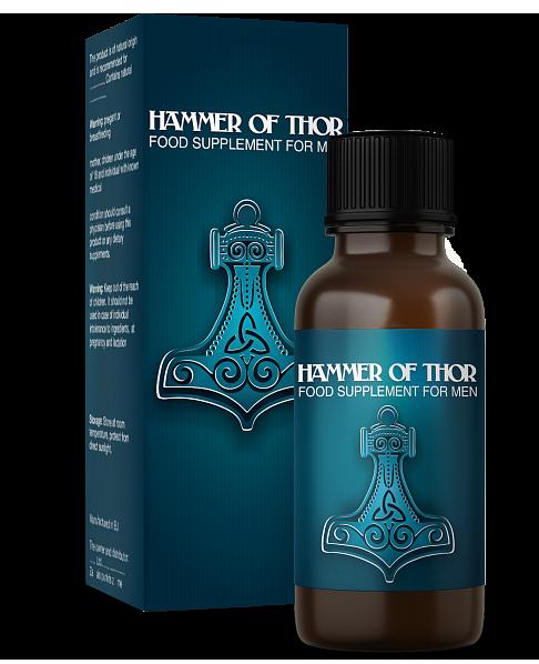kapky Hammer of Thor zkušenosti, recenze, prodej, cena, diskuze forum, davkovani, složení