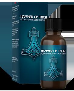 gouttes Hammer of Thor avis forum, test, achat, effet secondaire, composition, prix