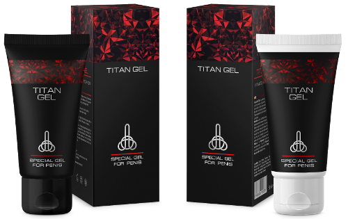 gel Titan Gel comment prendre, avis forum, france test