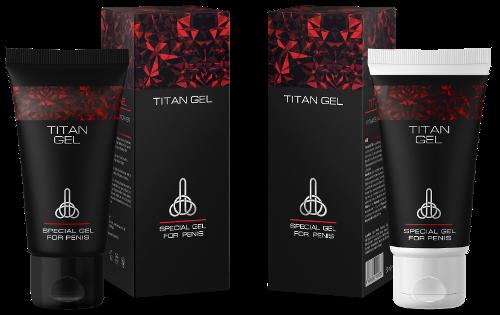 gel Titan Gel izkušnje, mnenja forum
