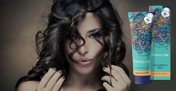 maska pre rast vlasov Princess Hair recenzie forum, cena, objednat