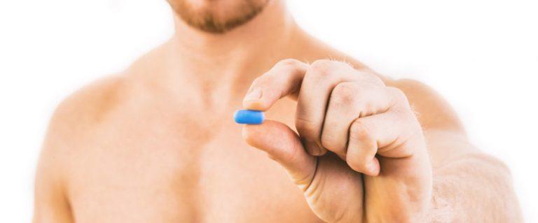 Comprimidos para aumentar o pénis