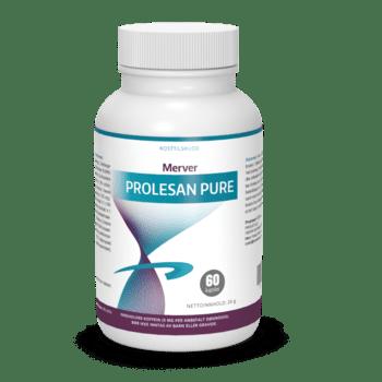 Alt du trenger å vite om Prolesan Pure. Se omtaler og produktbeskrivelse