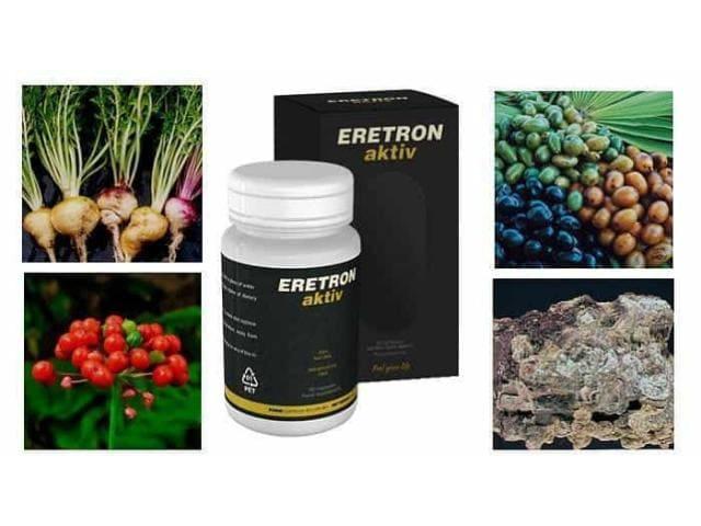 Suplemento dietético Eretron Aktiv opiniones foro, criticas
