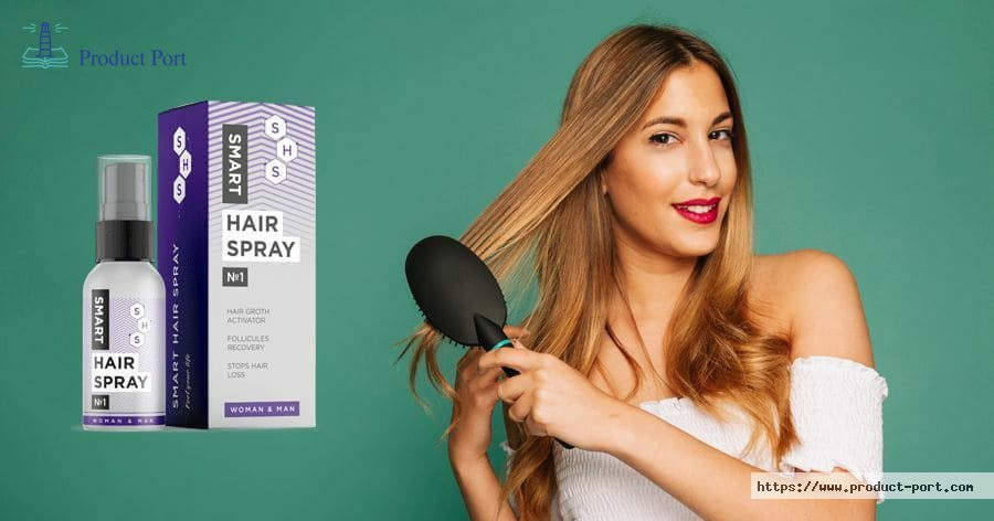 Smart Hair Spray